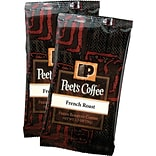 Peets® French Roast Portion Pack, 18/Bx
