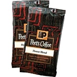 Peets® Coffee, House Blend, Portion Pack, 2.5-oz., 18/Box