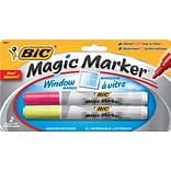 BIC® Magic Marker® Window Markers; Tank Style