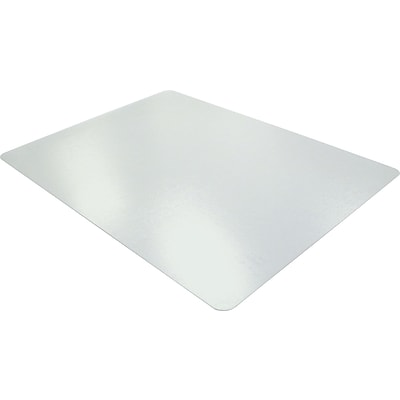 Floortex Anti-Slip 53x48 Polycarbonate Chair Mat for Hard Floor, Rectangular (1213420ERA)