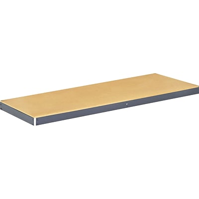 Edsal® 72-Wide Rivet-Lock Boltless Shelf; Additional Level ONLY, 36-Deep