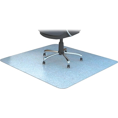 Lorell Polycarbonate Chair Mat, Clear