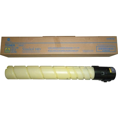 Konica Minolta TN-512Y Yellow Toner Cartridge (A33K232)