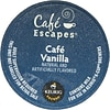Cafe Escapes® Vanilla K-Cup® Packs; 24/Bx