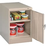 Tennsco® Putty Single-Door Cabinet
