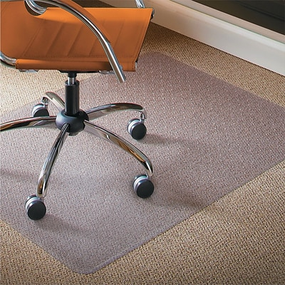 ES Robbins® Natural Origins™ 36 x 48 Rectangle Carpet Chairmat