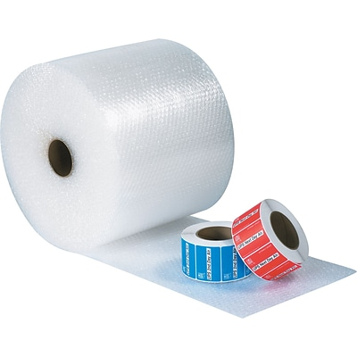 Perforated Bubble Rolls, 5/16 Bubble Height, 12 x 188, 4/Case (BWUP516S12P)