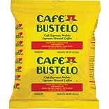 Cafe Bustelo Dark Roast Espresso Coffee Fraction Packs, 2 oz., 30 count