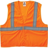 GloWear CL2 HiVis Super Eco Vst Org 4XL/5XL