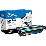 Quill Brand Remanufactured HP 647A Black Standard Laser Toner Cartridge  (CE260A) (100% Satisfaction
