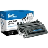 Quill Brand® Remanufactured HP 90A (CE390A) Black Laser Toner Cartridge