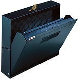 Black LapTop Locker Security Cabinet