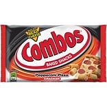 Combos® Baked Snacks, Pepperoni Pizza Cracker (42008), 6.3 oz., 12/Carton