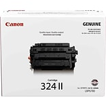 Canon 324 II Black Toner Cartridge (3482B002); High Yield