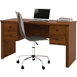 Somerville Tuscany Brown Executive Desk