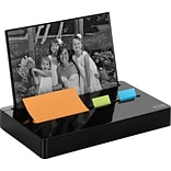Post-it® Pop-up Dispenser Photo Frame Combo, Black (PH100BK)