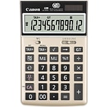 Canon® HS-20TG 12-Digit Calculator