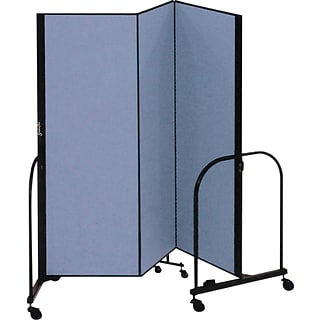 FREEstanding™ 6x59 Blue Room Dividers