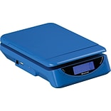 Brecknell 25lb Blue Electronic Postal Scale