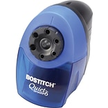 Stanley Bostitch® Quiet Sharp 6™ Desktop Electric Pencil Sharpener, Blue