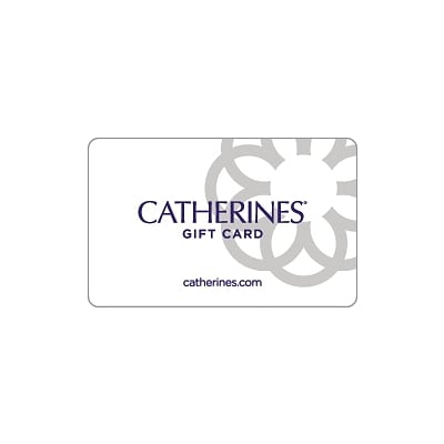 Catherines Gift Card  $25
