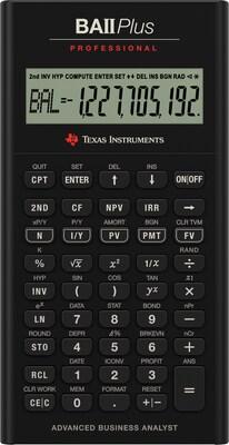 BAii Plus(tm) Financial Calculator