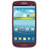 Samsung Galaxy S3 I747 16GB 4G LTE Unlocked GSM Android Cell Phone; Red