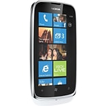 Nokia Lumia 610 RM-835 Unlocked GSM Windows 7.5 OS Cell Phone- White