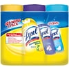 Lysol Wipe Variety Pack