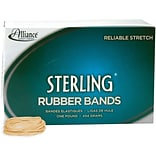 Rubber Band, Sterling , Meets Fed Spec, Soft Stretch, Easy Apply, Excellent Count, USA MADE, #14 (2