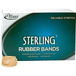 Alliance Sterling™ Rubber Bands, #12, 1 3/4 x 1/16