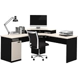 Bestar® Hampton Corner Workstation