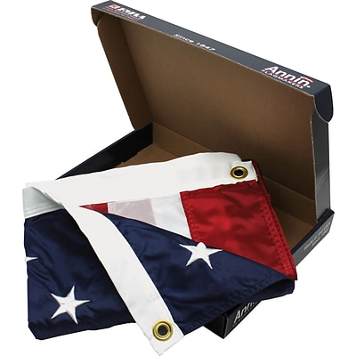 Annin & Company® Outdoor U.S. Flags; 4 X 6