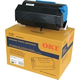 Okidata Black Toner Cartridge (45460509); High Yield