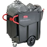 Rubbermaid Mega Mobile Waste Collector