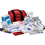 First Aid Only™ Large First Responder Bag First Aid Kit for up to 25 People (520-FR)