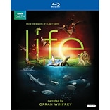 BBC Life 4-Disc Blu-ray Set Narrated by Oprah Winfrey