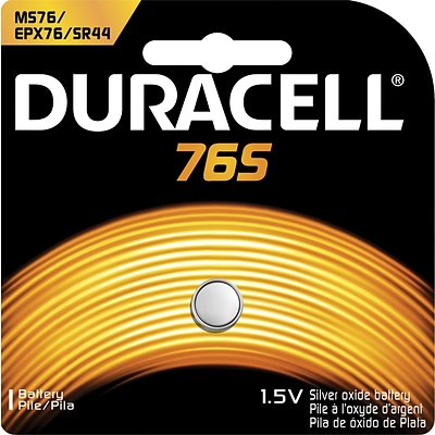 Duracell® Silver Oxide Camera Battery, 1.5V, 1-Pack