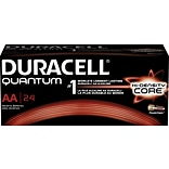 Duracell® Quantum AA Batteries; 24 Pack