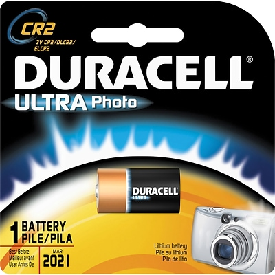 Duracell® Specialty Batteries, Ultra Photo Lithium Battery