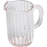 Rubbermaid® Bouncer® Pitcher, 32 oz., Clear, Polycarbonate