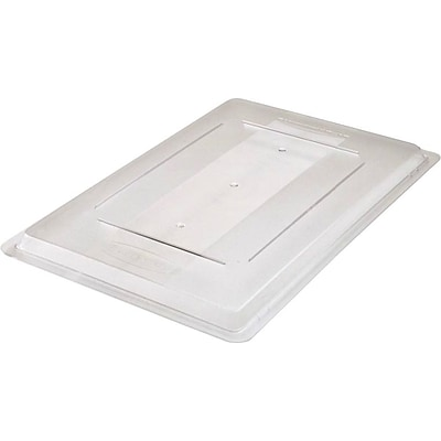 Rubbermaid® Clear Lid for Food Storage Containers, Fits 3308CLE & 3300CLE