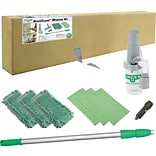 Unger 10pc SpeedClean Window Cleaning Kit