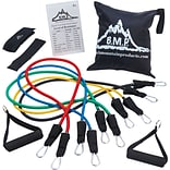 Black Mountain Products® Resistance Bands; Stackable Set of 5