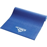 Black Mountain Products® Yoga Mat; Eco Friendly, Blue