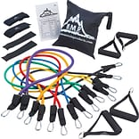 Black Mountain Products® Ultimate Resistance Band Set