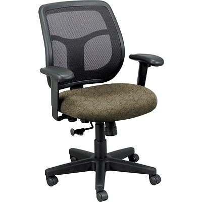 Raynor Eurotech Apollo Mesh Back Task Chair, Ring Obsidian