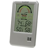 La Crosse Technology Digital Comfort Meter with IN/OUT Temperature and Humidity (WS-9170U-IT)
