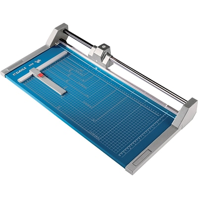 Dahle Professional Rolling Trimmer, 20, Blue (552)