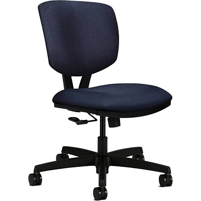 HON Volt Task Chair, Blue Fabric, Blue